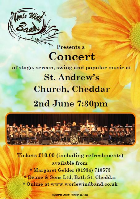 Cheddar Concert