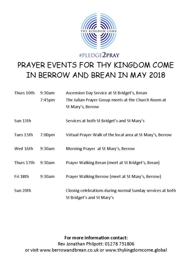 Thy Kingdom Come (A5)