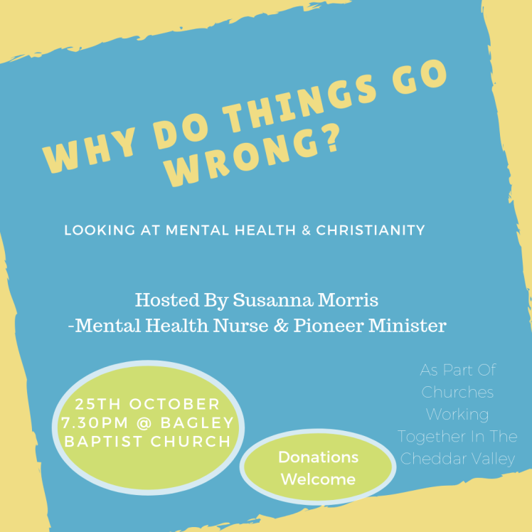 Why do things go wrong flyer