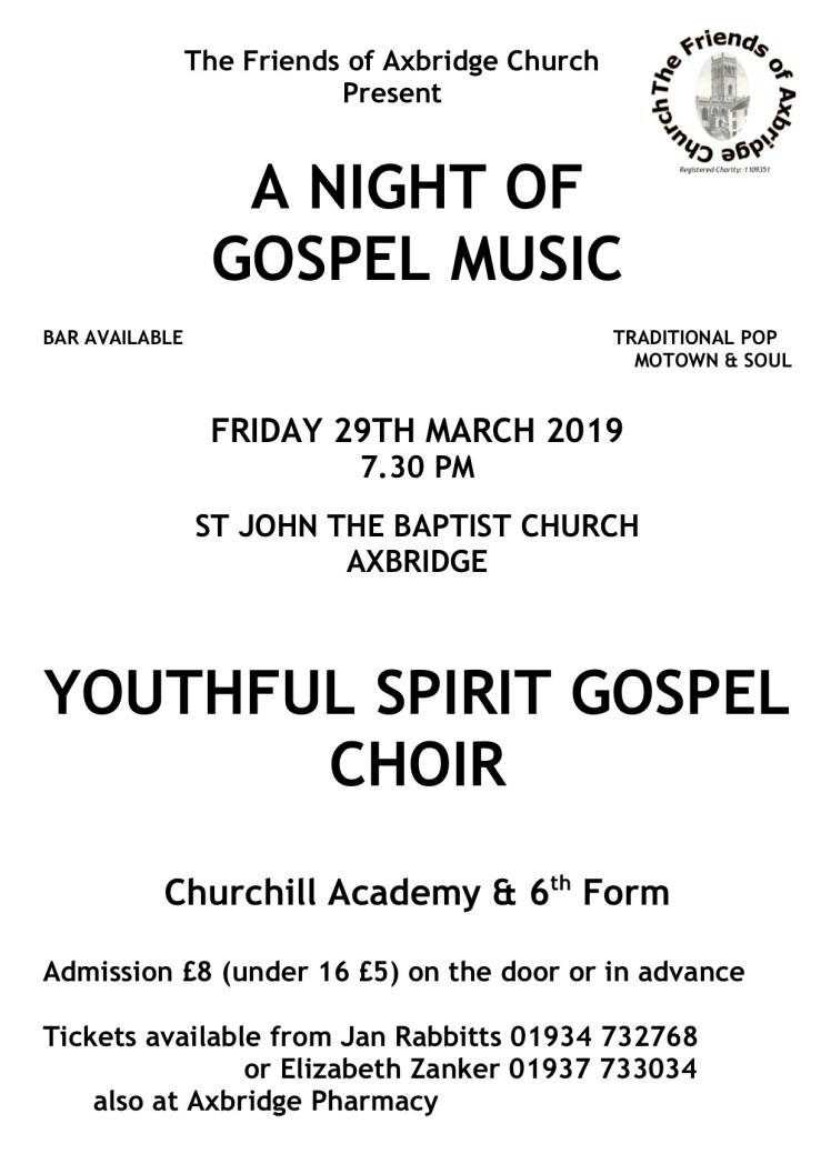 Youthful Spirit Poster 2019