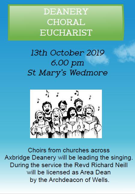 Deanery Choral Eucharist